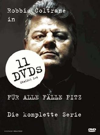 Für Alle Fälle Fitz Die Komplette Serie 11 Dvds Amazonde