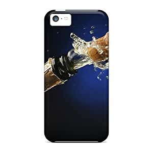 Zst2987Ghgh Anti-scratch Cases Covers CalvinDoucet Protective Happy New Year Cases For Iphone 5c