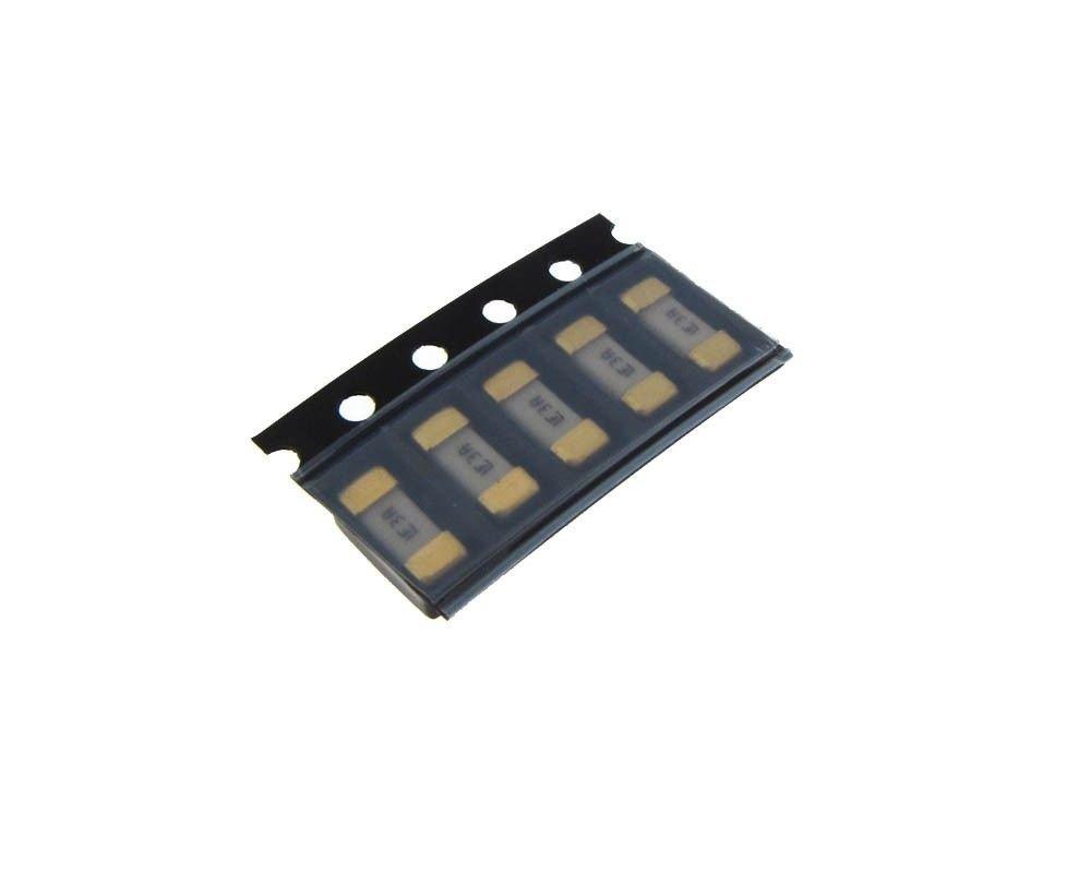 Pack of 5 7A 125V 1808 SMD Ceramic Fuse Surface mount LittleFuse