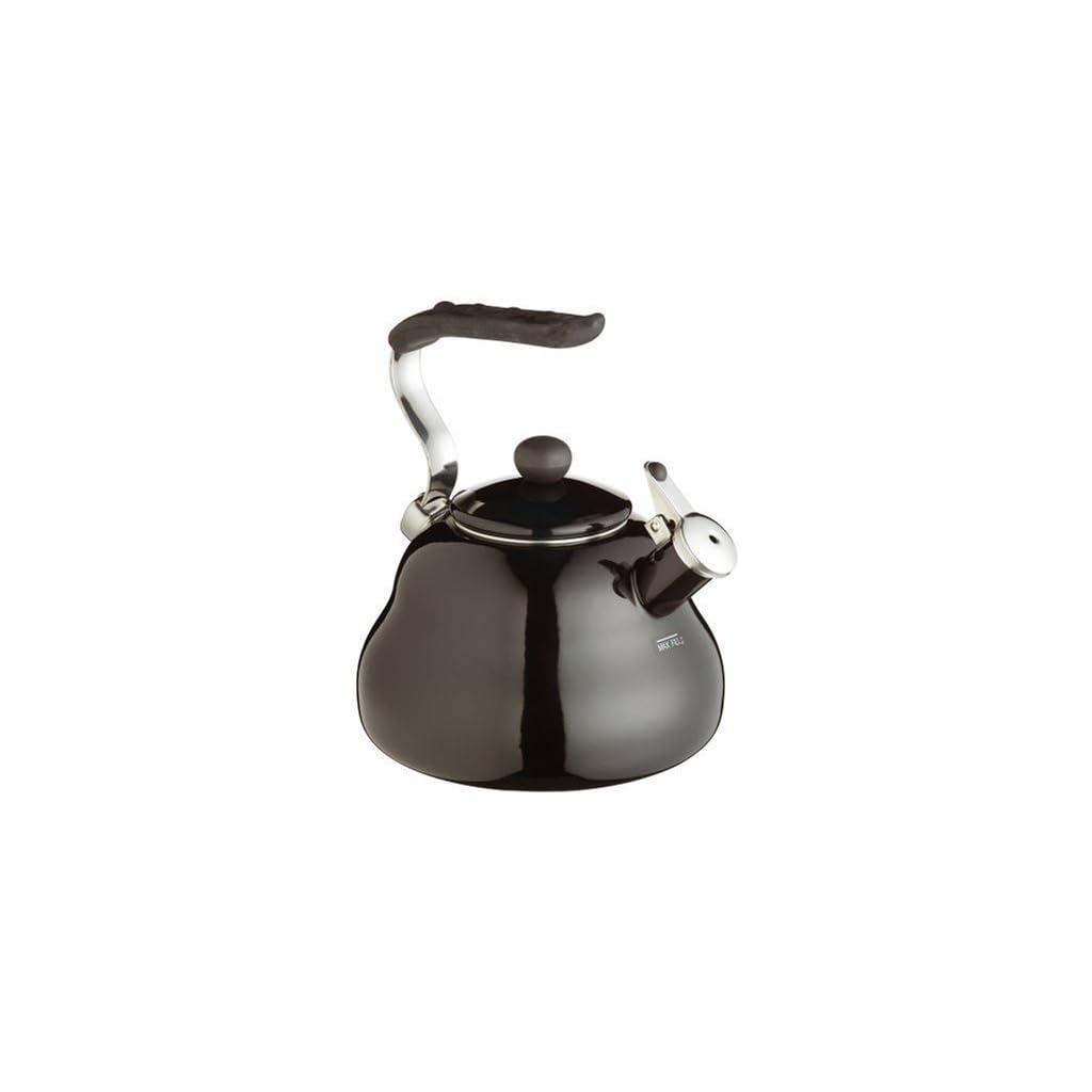 Le'Xpress Black Whistling Kettle - 2 Litres