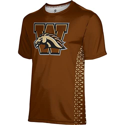 nice ProSphere Western Michigan University Boys' Shirt - Geometric on sale