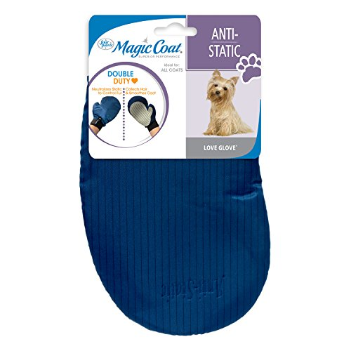 (Four Paws Grooming Glove)