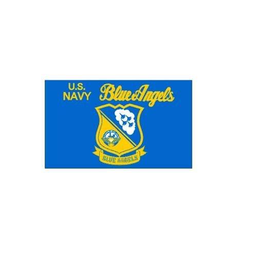 Blue angel Flag - US Navy - 3x5ft Polyester -