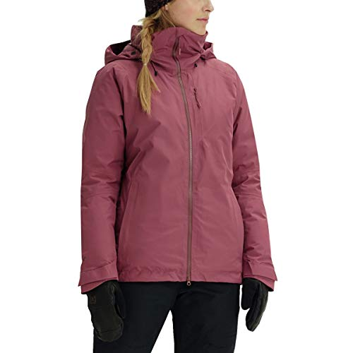 (Burton AK Gore-Tex 2L Flare Down Jacket - Women's Rose Brown, M)