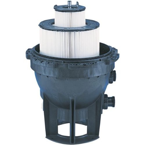 (Sta-Rite S8M500 System:3 Modular Media SM Series Pool Filter, 500 Square Feet, 50-130 GPM)
