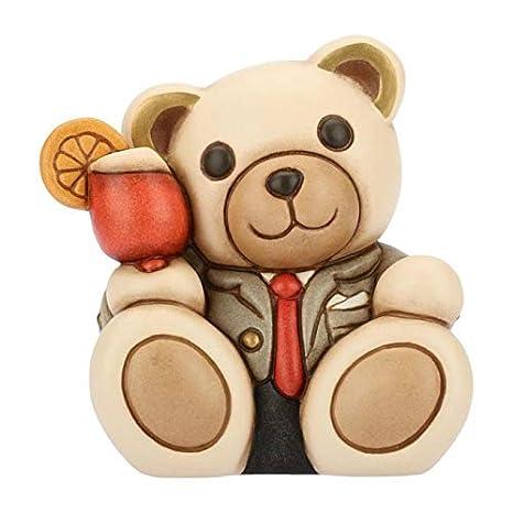 Thun Teddy On The Road Milano Italia Animali Soprammobili Da