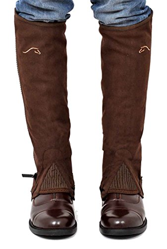 Riders Trend Amara Half Chaps - marrón