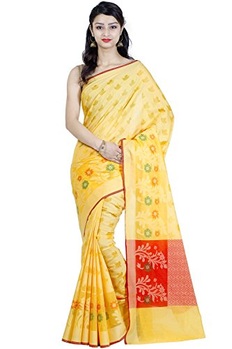 Yellow Sari - 7
