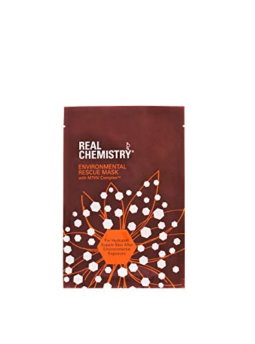Real Chemistry Environmental Rescue Mask, 3 ct.