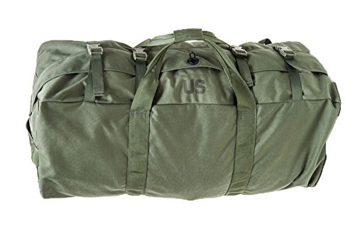 b0271ce0cf7d NEW US Army Military Camo Camouflage Tactical Foldable Deployment Luggage  DUFFLE FLIGHT SEA Cargo BAG Back