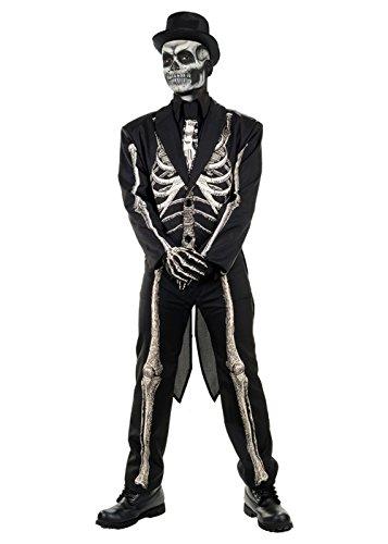 Day o (Halloween Skeleton Makeup)
