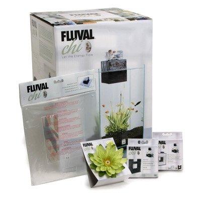 (Fluval 6.6 Gallon Chi Aquarium Kit)