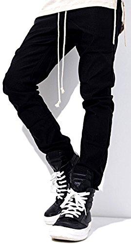 eptm SALE DMC Black BreakBeats Pants