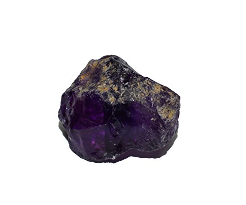 Améthyste rohedels zircon cristal 38.70Cts