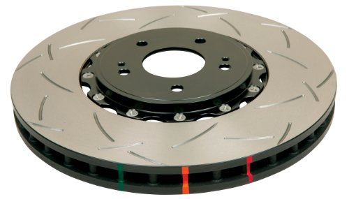 DBA DBA5654BLKS-10 T3 5000 Series Brake Rotor