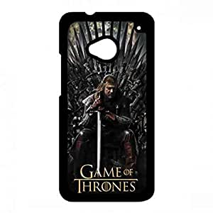 Personalized Game of Thrones Phone Funda Game of Thrones HTC One M7 Phone Funda Full Protection Smartphone Funda 038