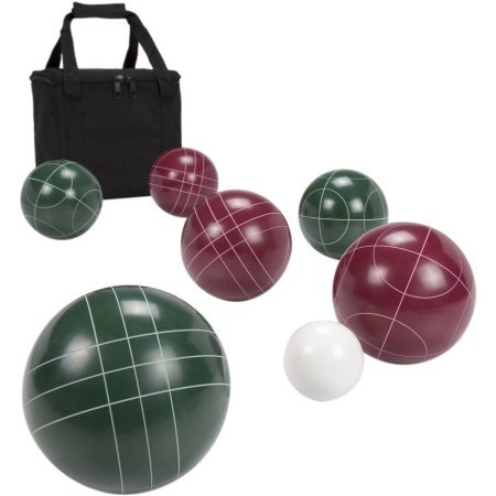 Hey! Play! Regulation Size Italian Bocce Ball Set by Hey! Play!