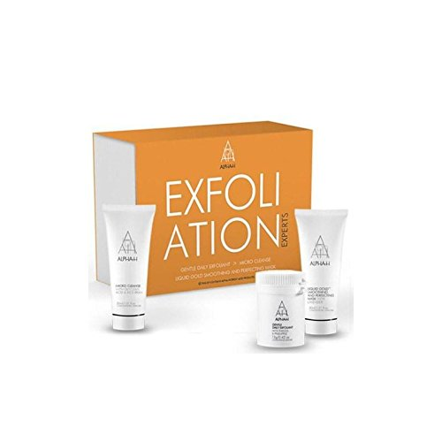 Alpha-H Exfoliation Experts (Pack of 4)