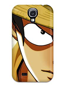 Sanp On Case Cover Protector For Galaxy S4 (ace And Luffy)