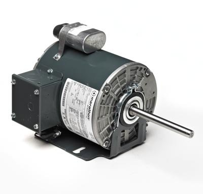 Marathon X431 48YZ Frame Open Air Over 48A11O1461 Condenser Fan Motor 1/2 hp, 1075 rpm, 208-230/460 VAC, 1 Phase, 1 Speed, Ball Bearing, Permanent Split Capacitor, Resilient Base by Marathon  B0042GDFIC