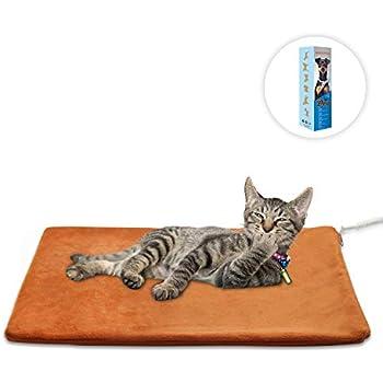 Amazon Com Riogoo Pet Heating Pad Electric Heating Pad