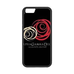 Alpha Gamma Delta Sorority iPhone 6 Plus 5.5 Inch Cell Phone Case Black Fantistics gift XVC_208258