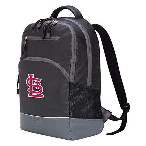 (Northwest St. Louis Cardinals Alliance Backpack, Black, One Size)