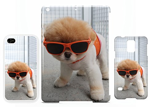 Boo cute Puppy Dog iPhone 7+ PLUS cellulaire cas coque de téléphone cas, couverture de téléphone portable