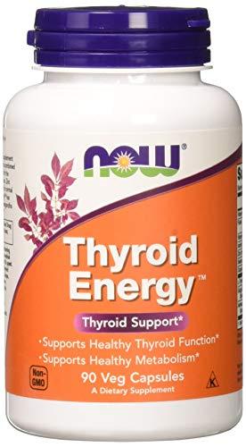 NOW FOODS Thyroid Energy, 90 CT