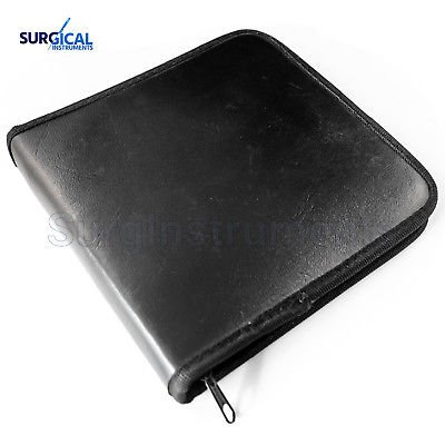 Zipper Carrying Case for 12 Items - Surgical Medical Dental Instruments & Tools