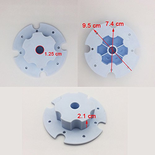 Transmission Gear External Gear Accessories Connect Gearbox Motor and Wheels for Kids Power Wheels, 550 Gearbox Accessories Children Electric Ride On Toy Car Replacement Parts - Electric Accessories Gears
