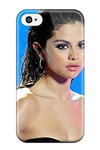 Fashion Protective Selena Gomez Case Cover For Iphone 4/4s