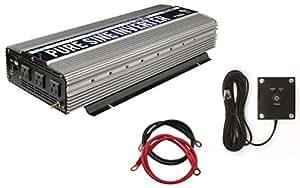 Power TechON PS1003 Pure Sine Wave Inverter (2000w Cont/4000w Peak)