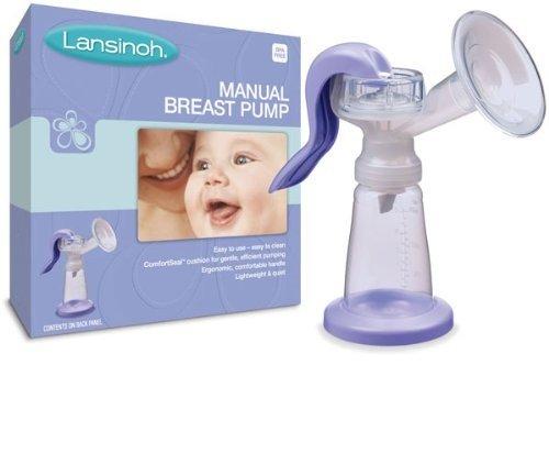 Lansinoh Manual Breast Pump (Pack of 3) by Lansinoh