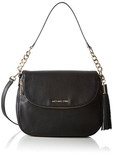 Michael Kors Womens Bedford Medium Tassle Convertible Shoulder Bag