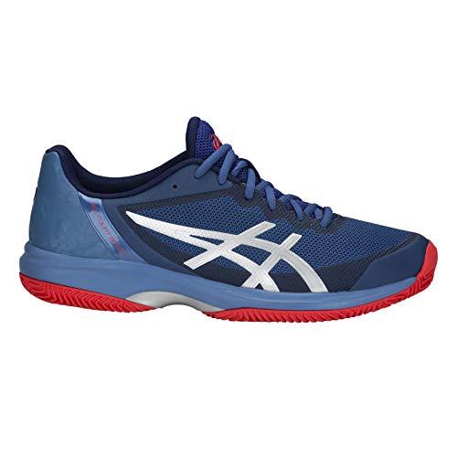 Asics Herren Gel-Court Speed Clay Tennisschuhe bleu azur/bleu roi