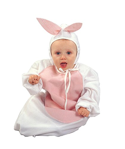 Bunny Costumes Bunting (RG Costumes Bunting Bunny Infant/Toddler Costume, 0-6)