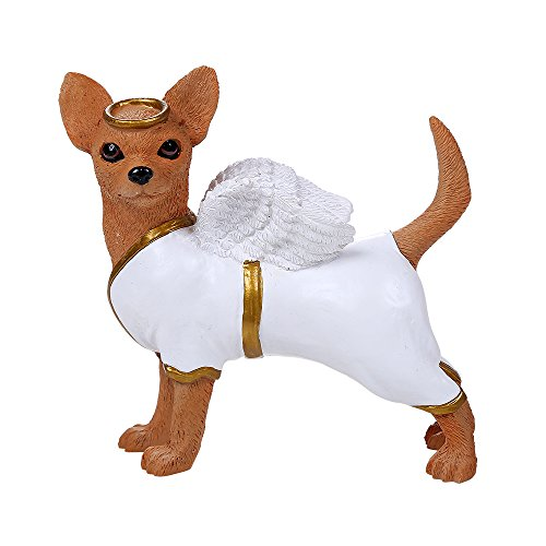 Pacific Giftware Adorable Guardian Angel Chihuahua Collection Cute Chihuahua in Costume Dog Collectible