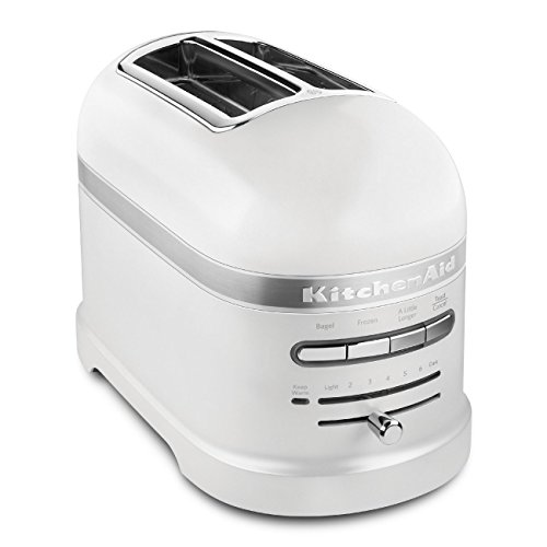 KitchenAid KMT2203FP Pro Line Series Frosted Pearl White 2-S