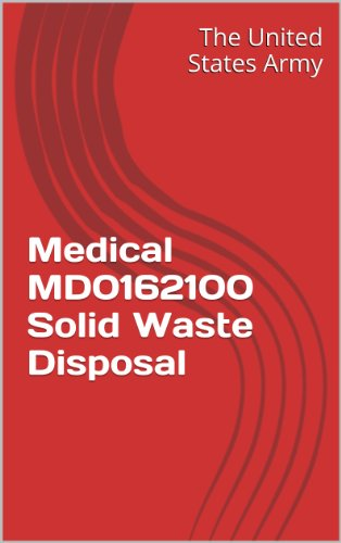 Solid Waste Disposal (Medical MD0162100 Solid Waste Disposal)