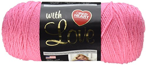 Bulk Buy: Red Heart With Love Yarn (3-Pack)