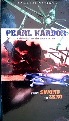 Pearl Harbor: From Sword to Zero [VHS] (Chad Smith Pearl)