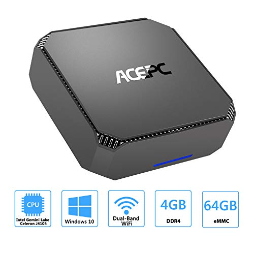 ACEPC GK2 Mini PC Intel Celeron J4105