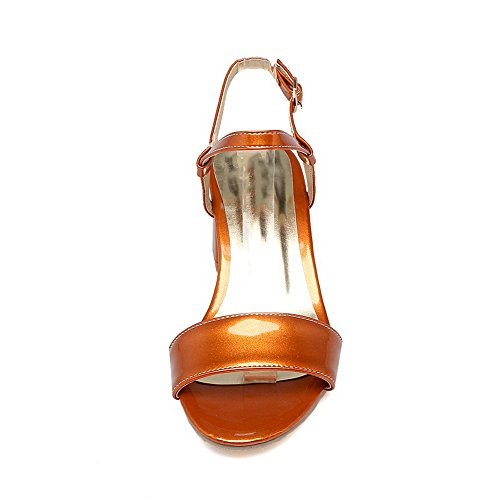 BalaMasa Bout Orange Bout Ouvert Femme BalaMasa 88qvwSg