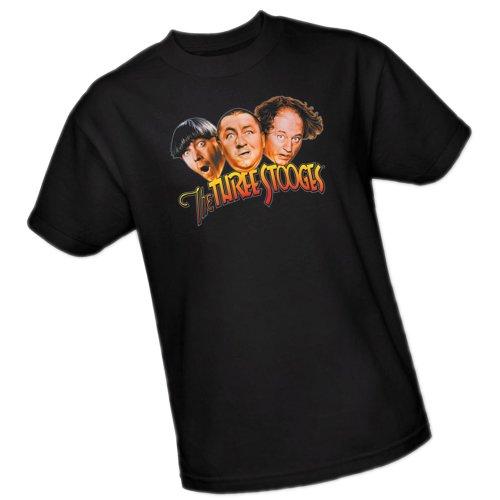 Three Stooges Head - 6