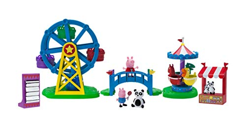 Atley Baker Davies / Entertainment One Peppa Pig's Fair Playset