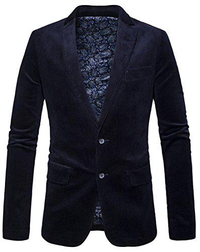 Blue Corduroy Jacket - 7