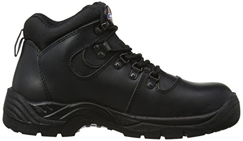 nbsp;BK Black Schwarz Dickies Schwarz P S1 Fury 5 38 Größe FA23380A Sicherheitsschuhe 5HH16qfO