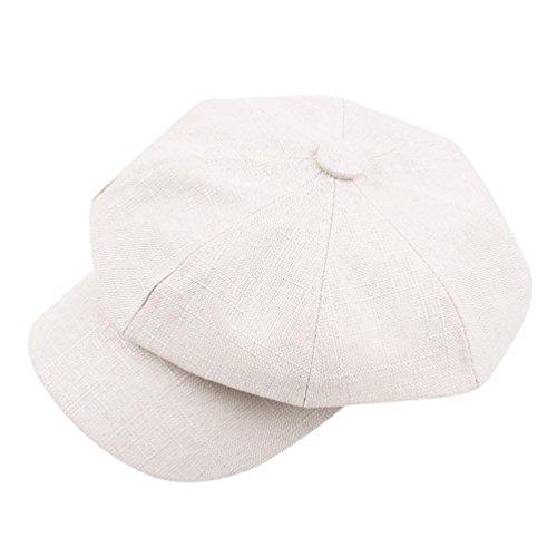 Unisex Berets Hat Longay Women & Women Felt French Beret Beanie Pumpkin Hat -