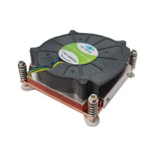 Dynatron K199 Intel Sandy Bridge Xeon, Core i3 Core i5 Core i7 for socket 1155/1156 1U Active Solution 2 Ball Bearing Copper Heatsink CPU Cooler